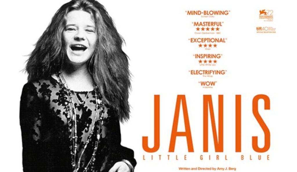 """""""Janis: Little Girl Blue""""<br>06. Rujna – 2015."""
