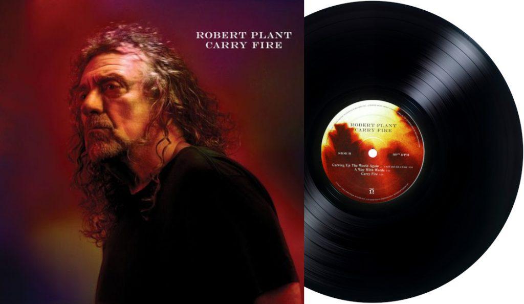 """Robert Plant – """"Carry Fire""""<br>13. Listopada – 2017."""