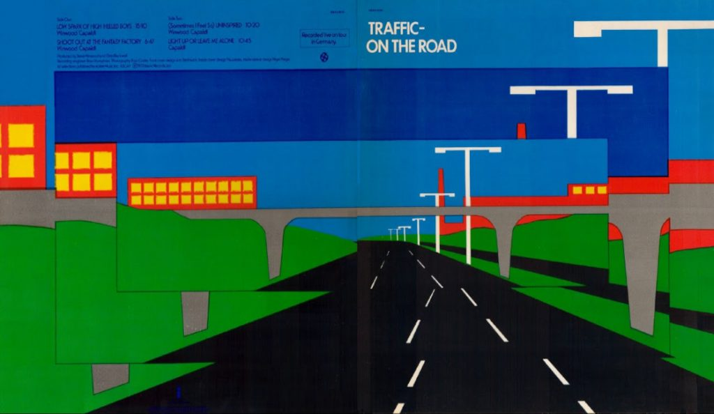 "Traffic – ""On The Road""<br>16. Listopada – 1973."