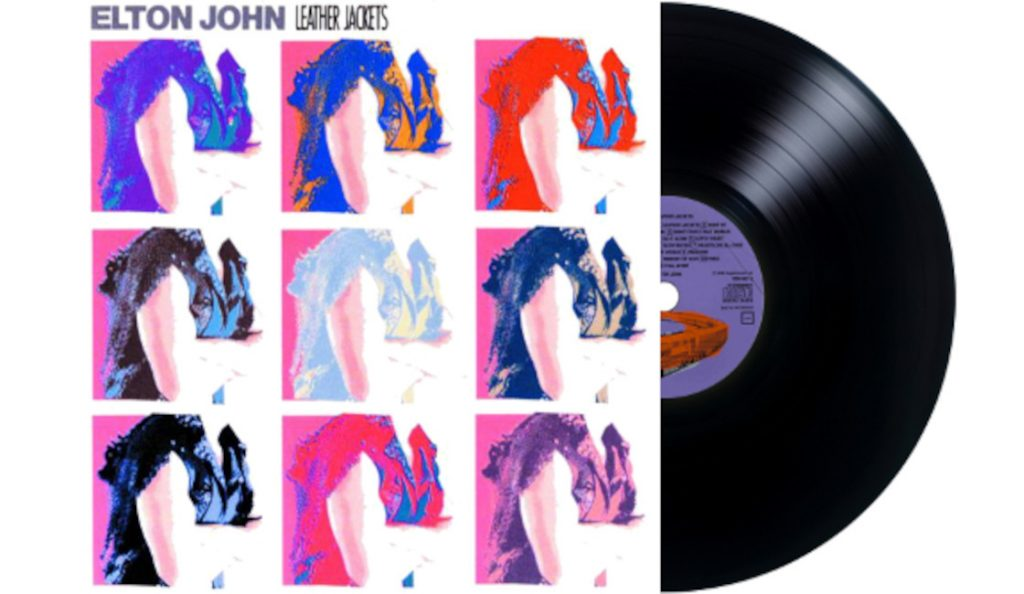"Elton John – ""Leather Jackets"" <br>15. Listopada – 1986."