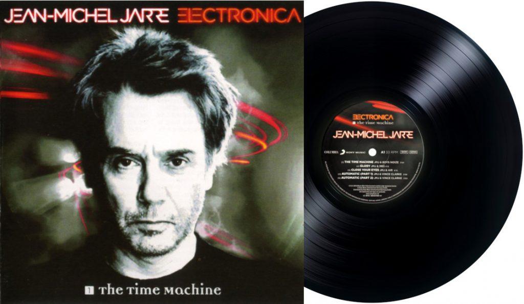"Jean-Michel Jarre – ""Electronica 1: The Time Machine""<br>16. Listopada – 2016."