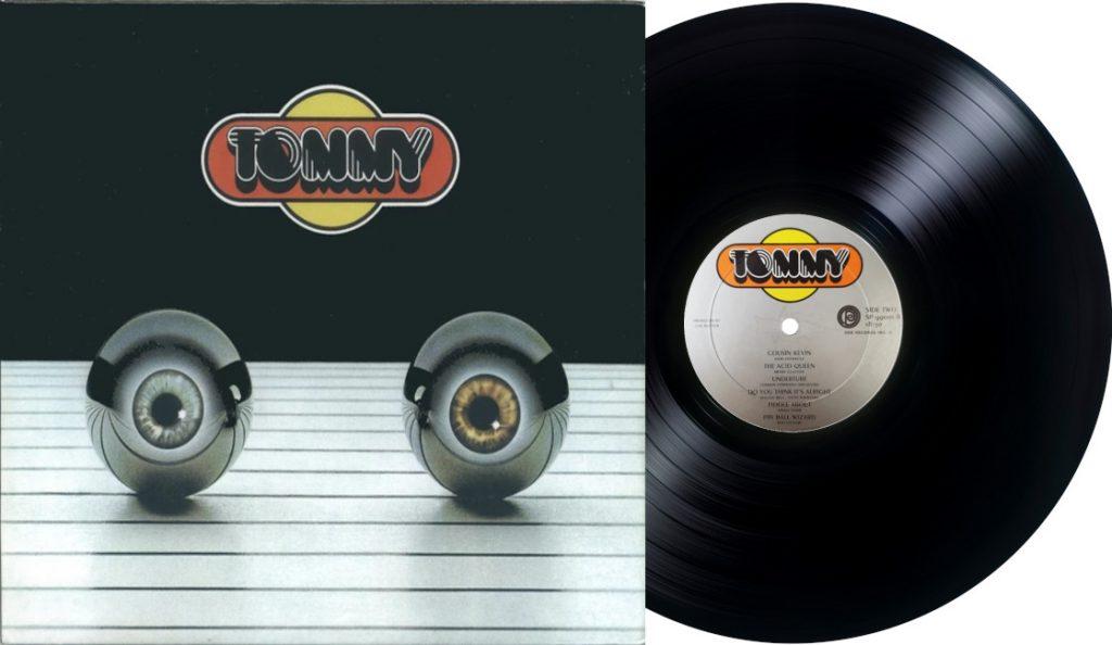"""The Who & London Symphony Orchestra – """"Tommy""""<br>12. Listopada – 1972."""